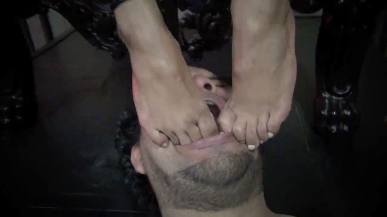 Goddess Lana Violet In Scene: ORAL FIXASIAN - ASIAN CRUELTY - HD/720p/MP4