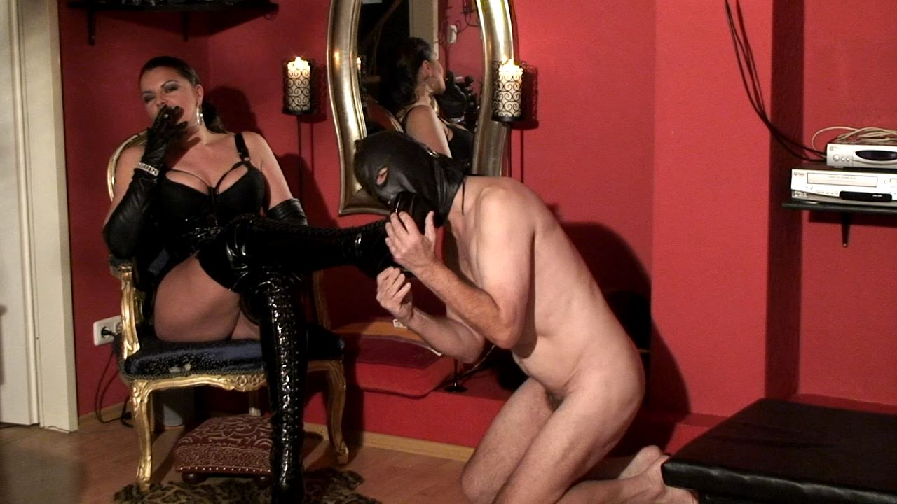 Live Session with the Goddess 1 - LADY ASMONDENA - HD/720p/MP4
