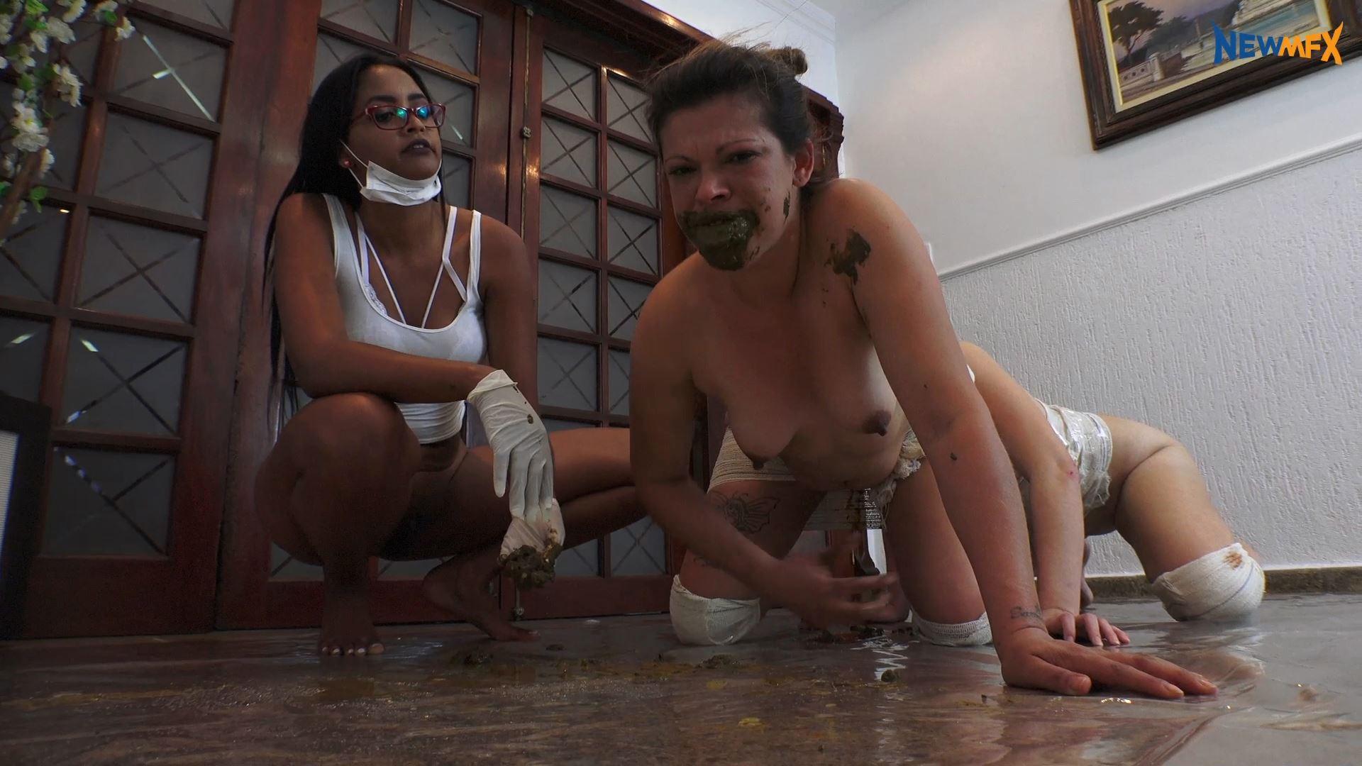 Scat Femdom Brazil