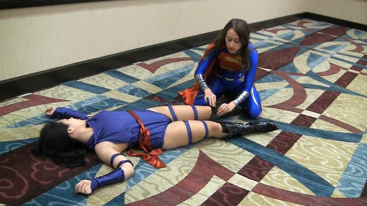 Super Woman's Arrival Part 1 - LEAGUE OF AMAZING WOMAN - HD/720p/MP4