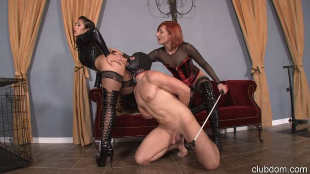 Goddess Amadahy, Mistress Mia In Scene: Tormenting The Slave Part 2 - CLUBDOM / RUTHLESSVIXEN - LQ/360p/MP4
