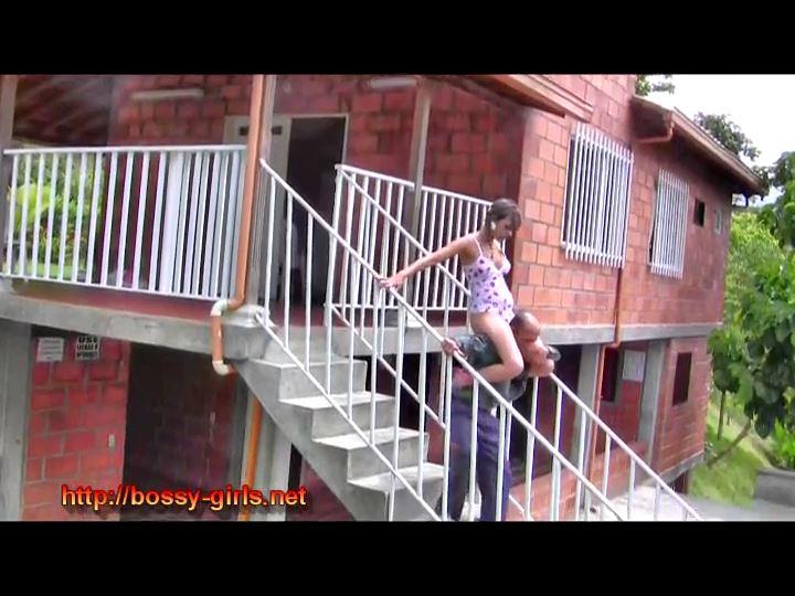 Vipers Nest 09 Part 1 Stairway of Burdens - BOSSY-GIRLS / GIRLSDOMINATION - SD/540p/MP4