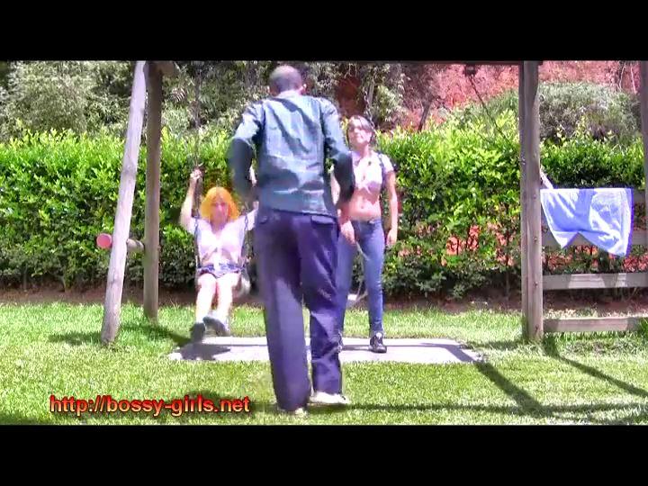 Vipers Nest 07 Nasty Swingers - BOSSY-GIRLS / GIRLSDOMINATION - SD/540p/MP4