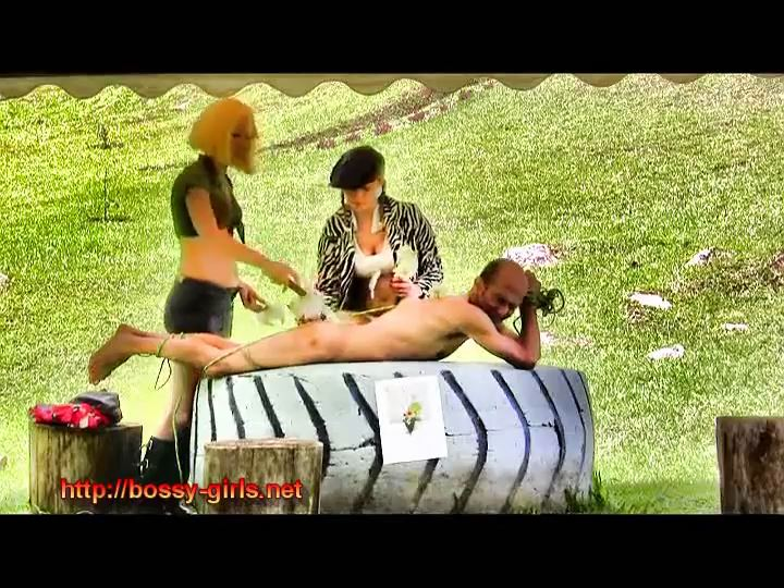 Vipers Nest 03 Ikebana - BOSSY-GIRLS / GIRLSDOMINATION - SD/540p/MP4