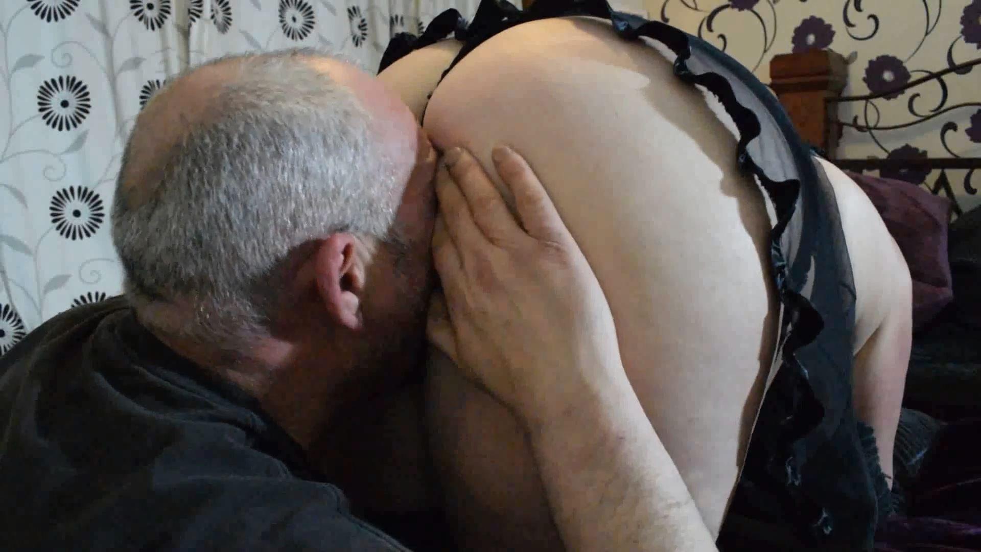 BBW ASS RIMMING - TEMPTRESS LADY UK - FULL HD/1080p/MP4