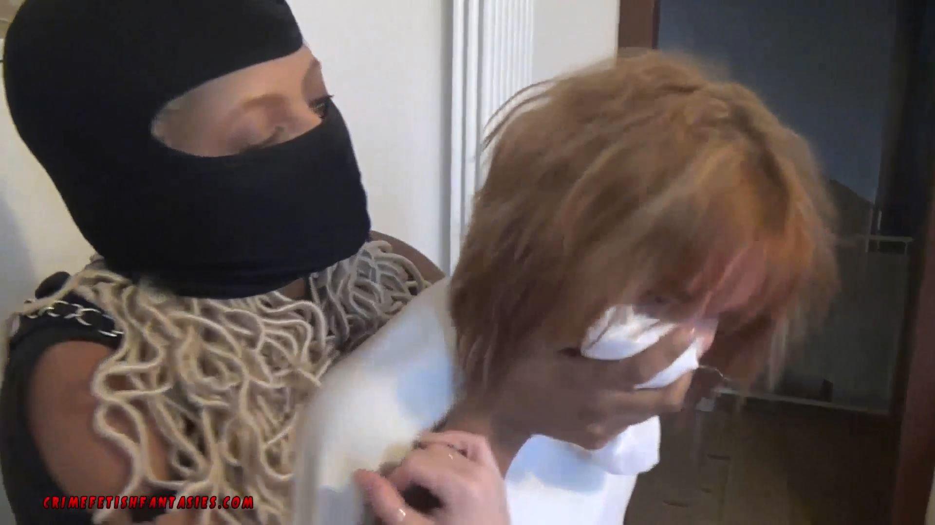 MERYL CHLOROFORMED BY A MASKED WOMAN 2 - CRIMEFETISHFANTASIES - CHLOROFORM FANTASY - FULL HD/1080p/MP4