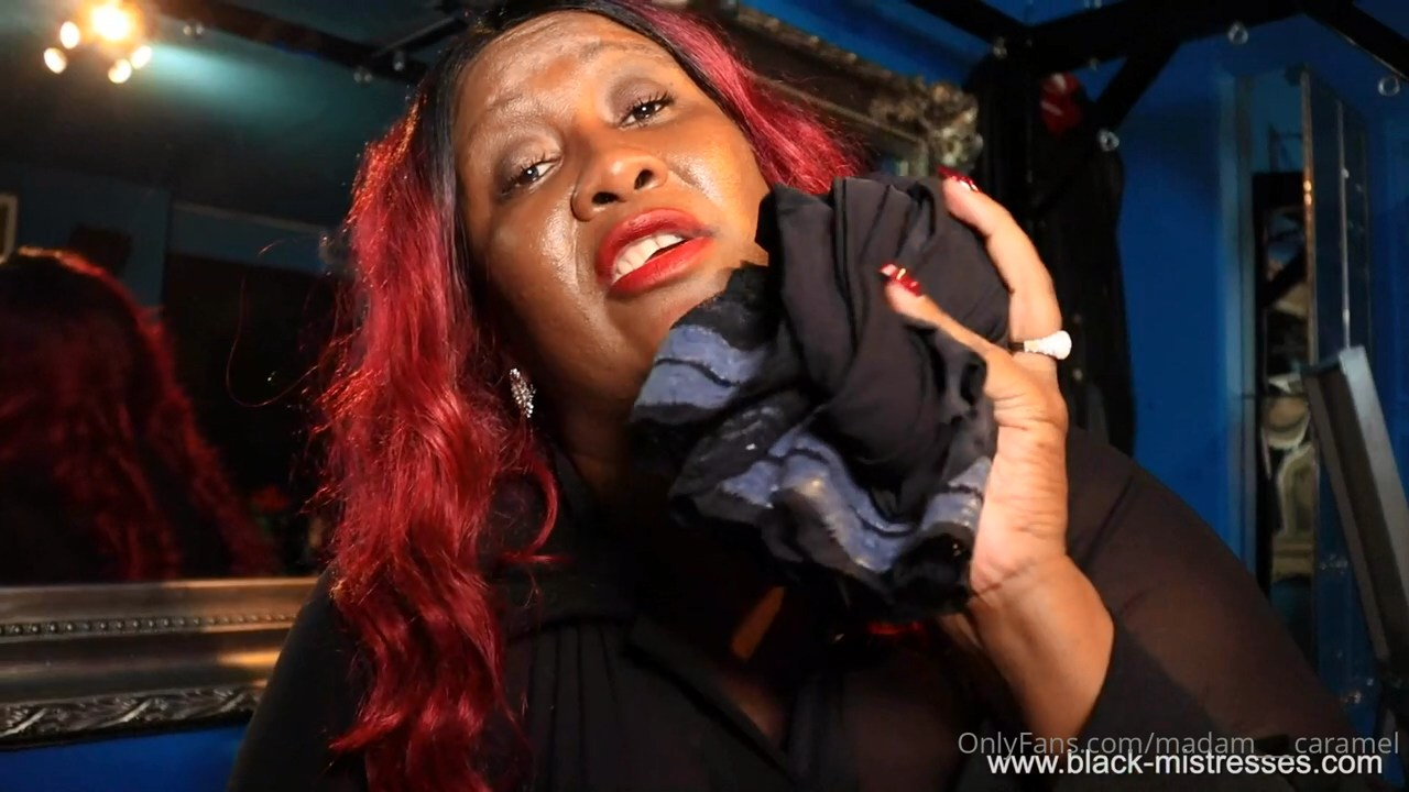 Listen To Mistress Attentively After Watching This You May Cum - MADAME CARAMEL - HD/720p/MP4