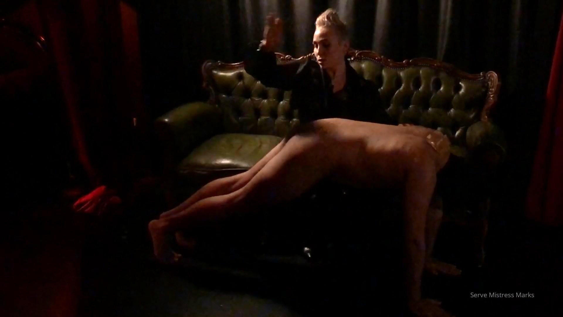 Miss Ruby Marks In Scene: A Short, Sweet Spanking - MISTRESS MARKS - FULL HD/1080p/MP4