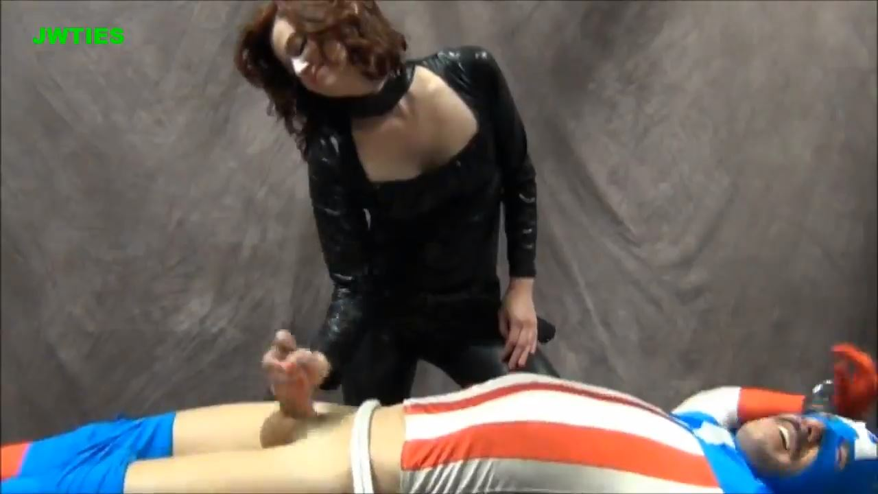 Who Wins Now Captain - TICKLED AND ABUSED MALE - HD/720p/MP4