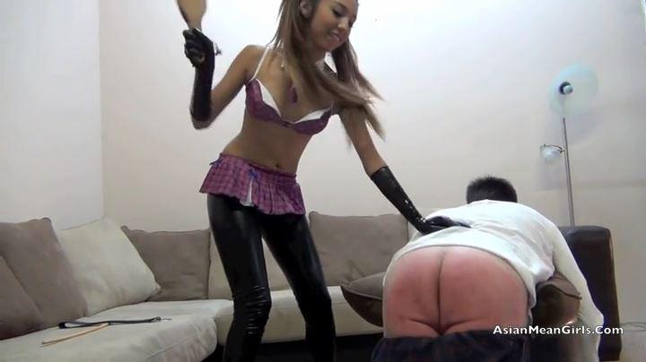Porsche Ling In Scene: SADISTIC SCHOOL GIRLS #1 � Mr. McCabe Gets An Ass Beating - ASIAN MEAN GIRLS - SD/404p/MP4