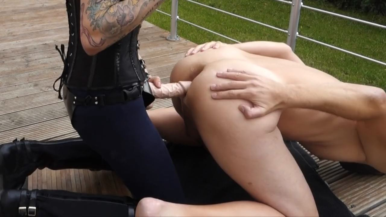Strapon And Fisting With Lady Jane - RENE62 - HD/720p/MP4