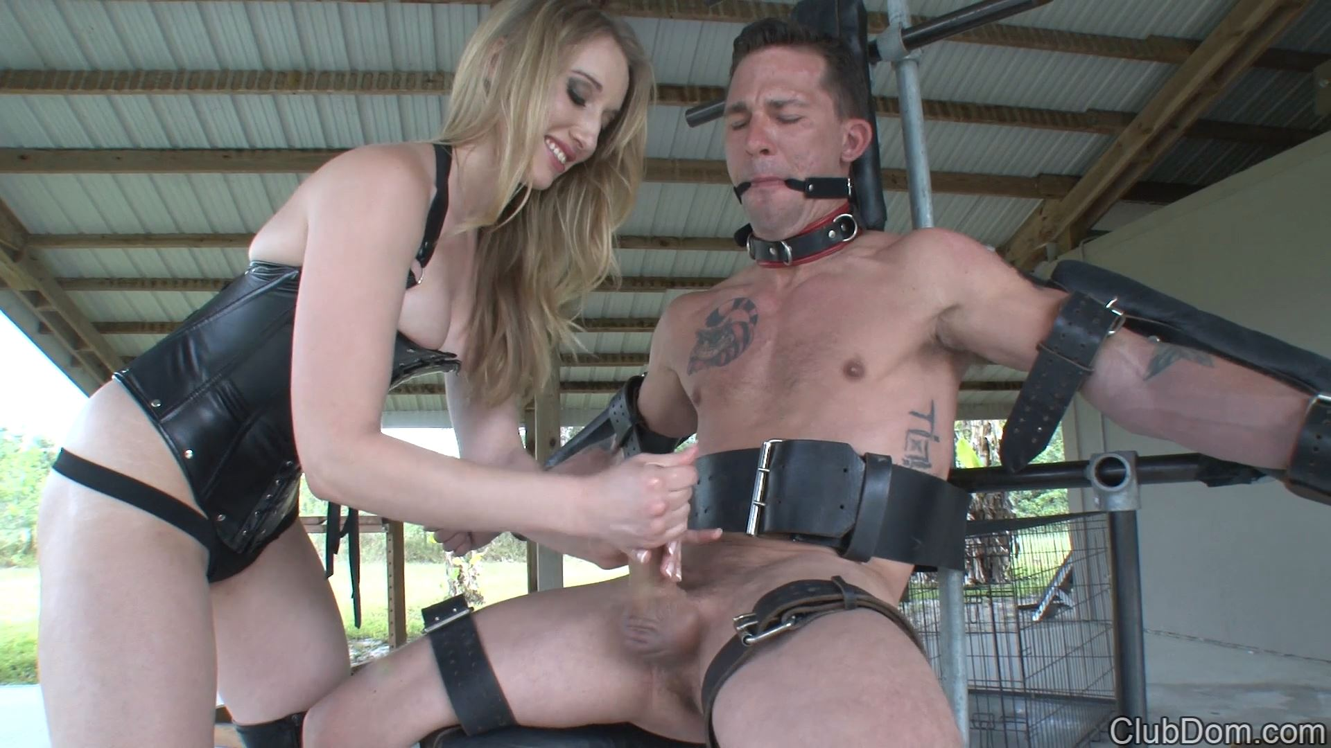 Riley Reynolds In Scene: Extract The Cum - CLUBDOM / RUTHLESSVIXEN - FULL HD/1080p/MP4