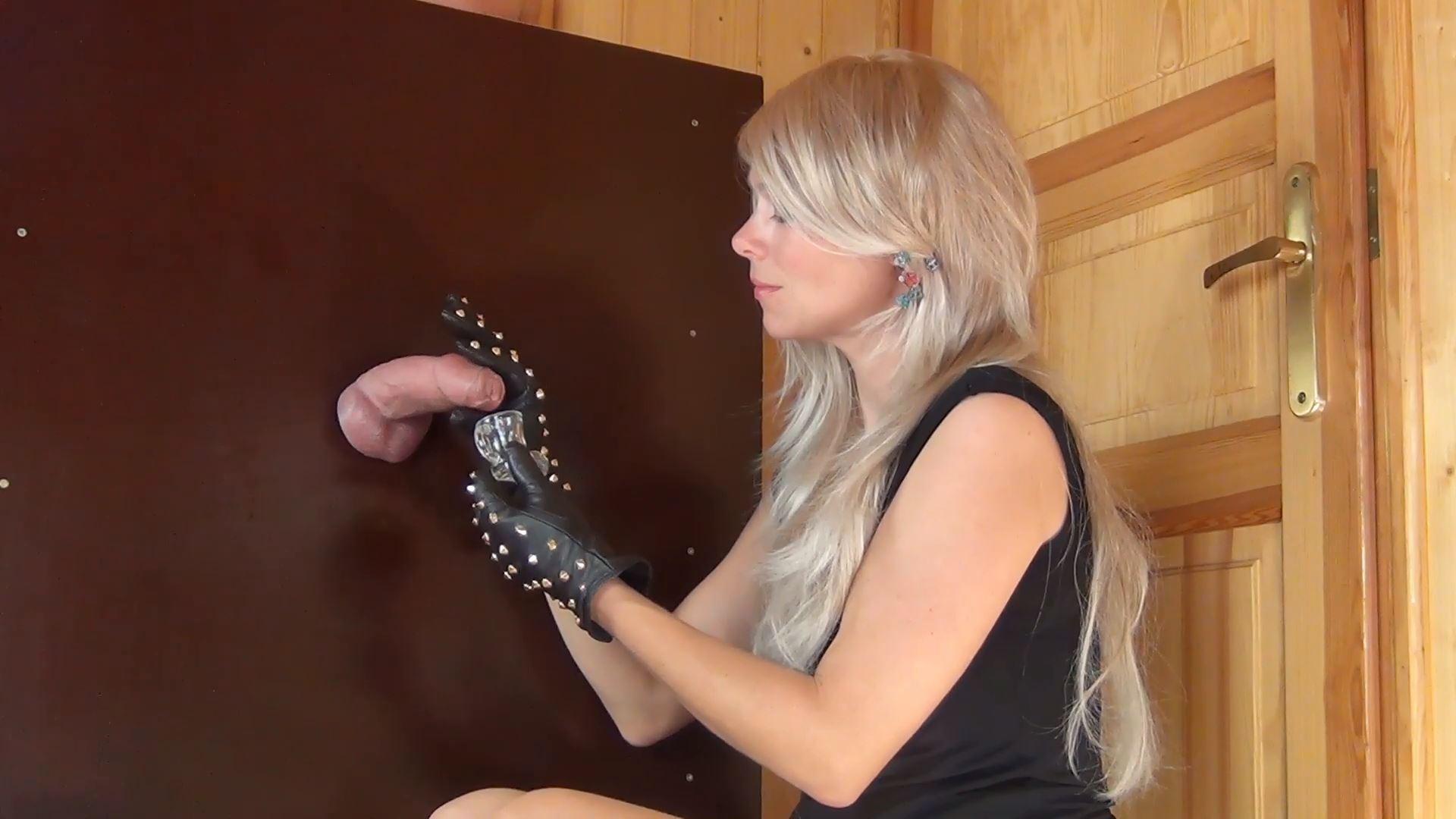 Mistress Alina In Scene: Alina In Cum Drinking - CBTRAMPLE - FULL HD/1080p/MP4