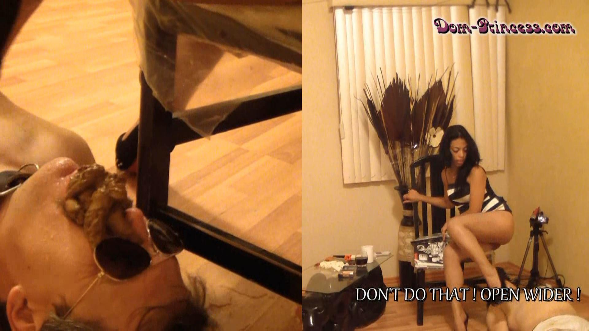 Talking Toilets, I have her my Way Part 4 Diana - DOM-PRINCESS - FULL HD/1080p/WMV