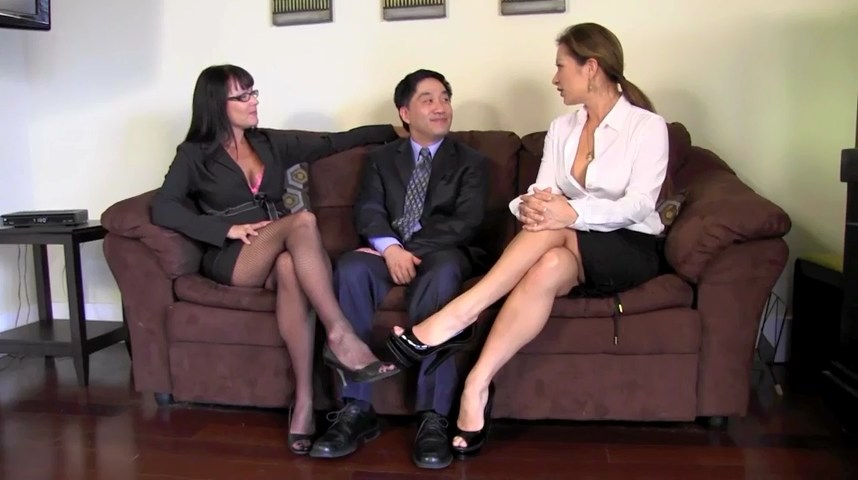 Miss Jasmine In Scene: Persuaded Bi Interview - EURASIAN PERSUASION - SD/480p/MP4