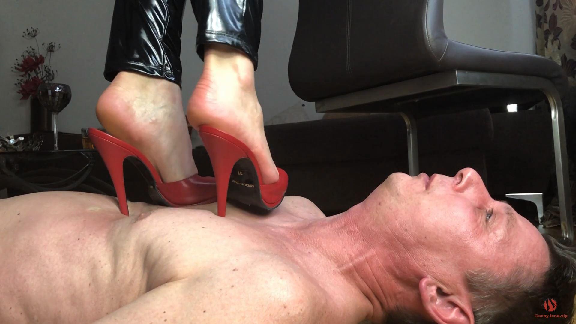 Fetish Model Lena In Scene: Slave Torture - SEXY LENA VIP - FULL HD/1080p/MP4