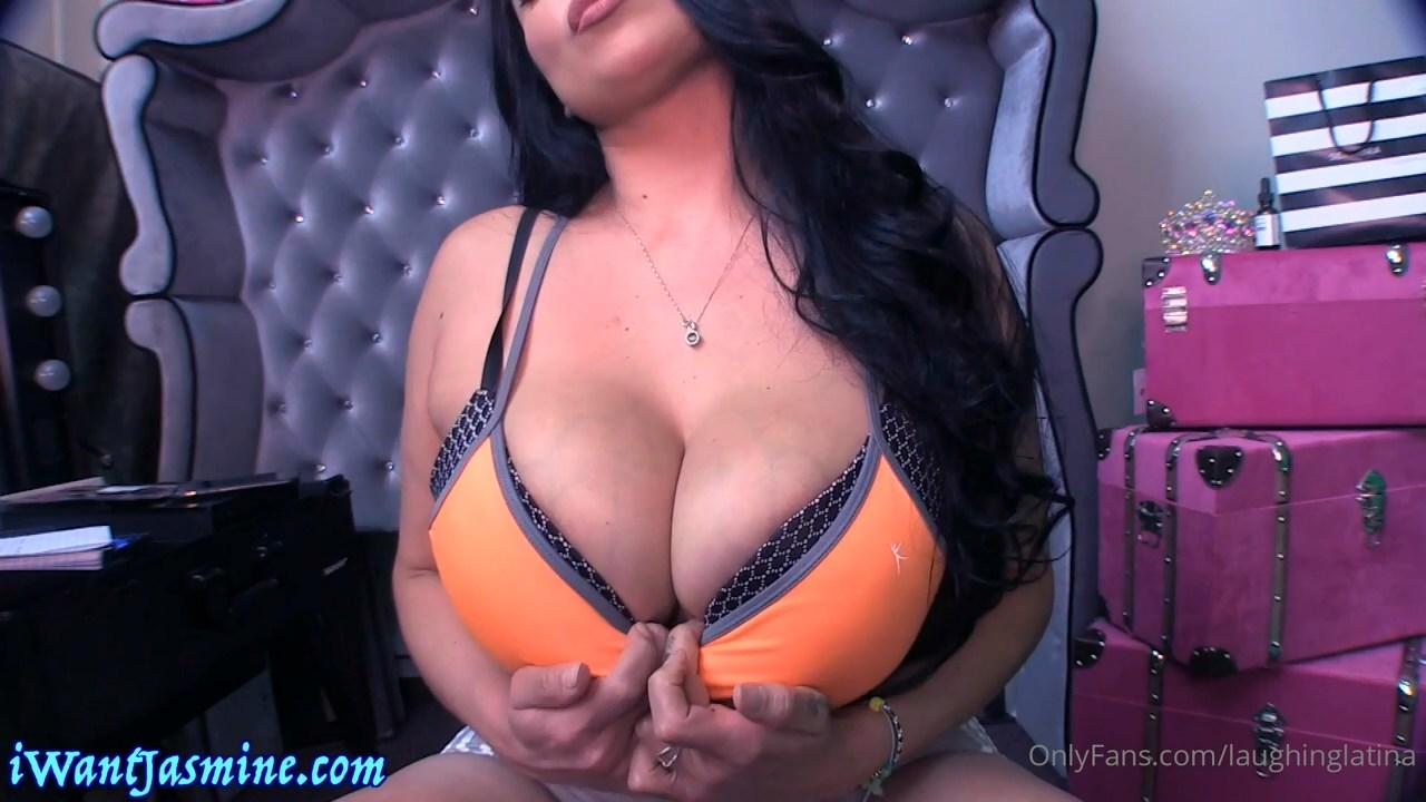Goddess Jasmine Mendez In Scene: Major Tit Fuck - LAUGHINGLATINA / I WANT JASMINE - HD/720p/MP4