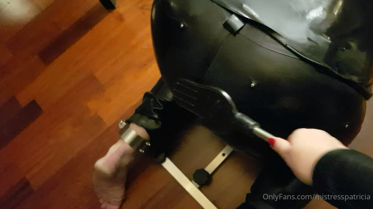 Who does not want to hear must feel at the mistress - MISTRESS PATRICIA - HD/720p/MP4