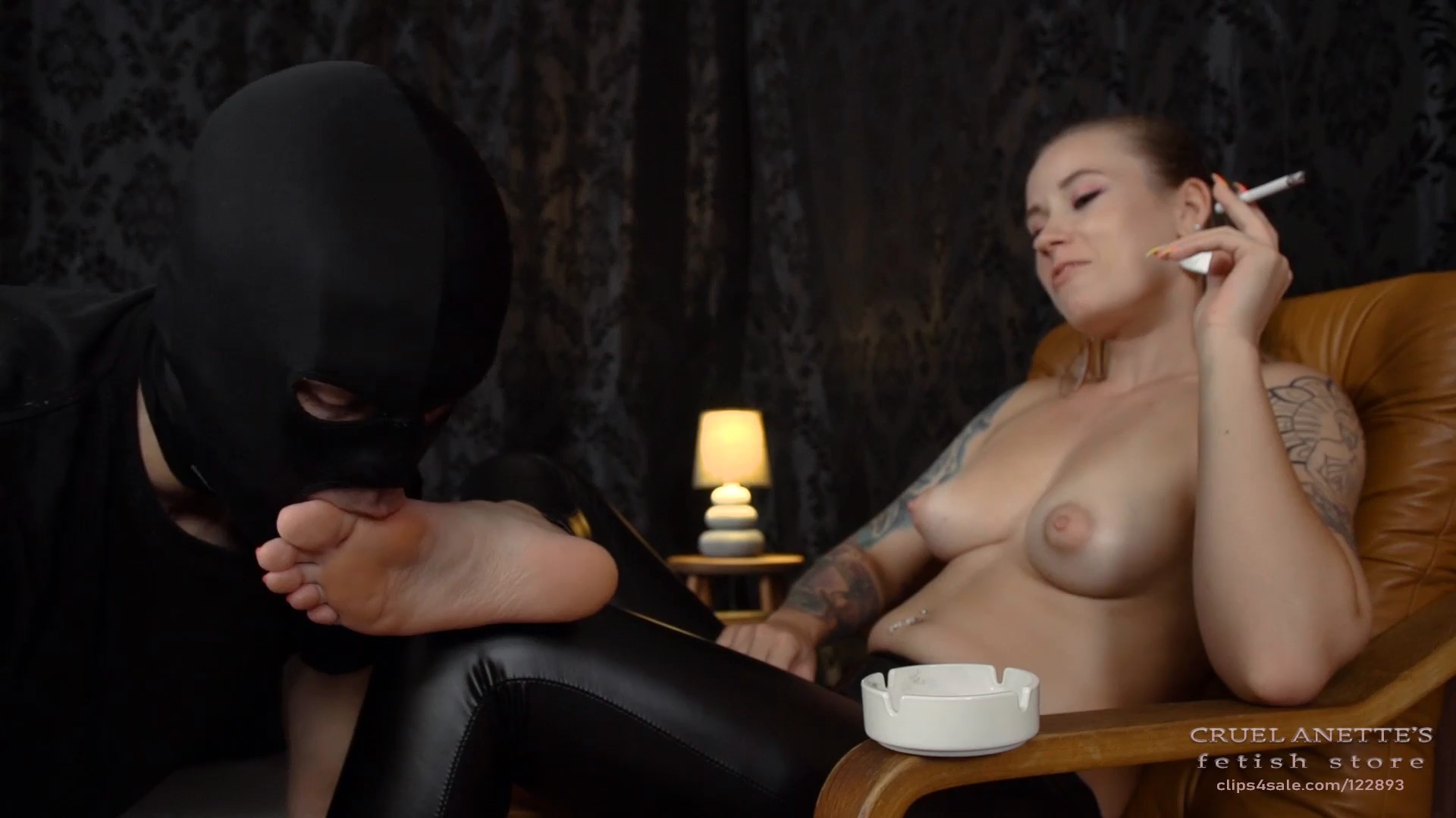 Satisfy her - CRUEL ANETTES FETISH STORE - FULL HD/1080p/MP4