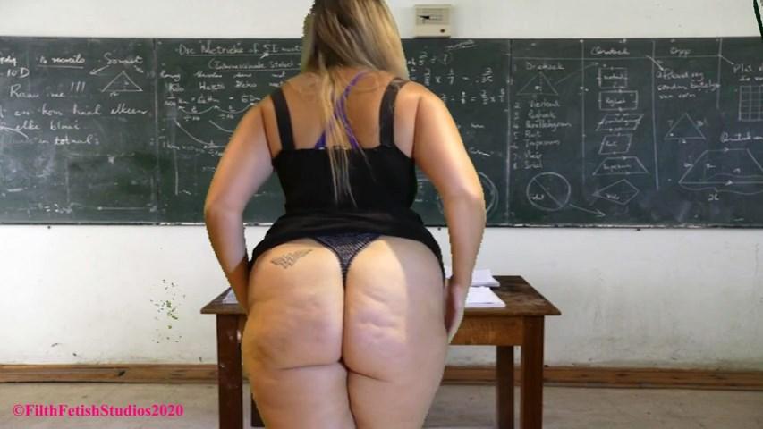 Mrs Bartlett's Lesson Plan - Mistress Alisha Bartlett - FILTH FETISH STUDIOS - SD/480p/MP4