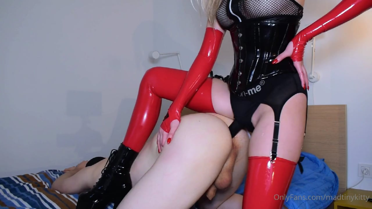 Finally I Could Fuck His Ass Again! And Leave My Big Load Inside Him - MAD TINY KITTY - FULL HD/1080p/MP4