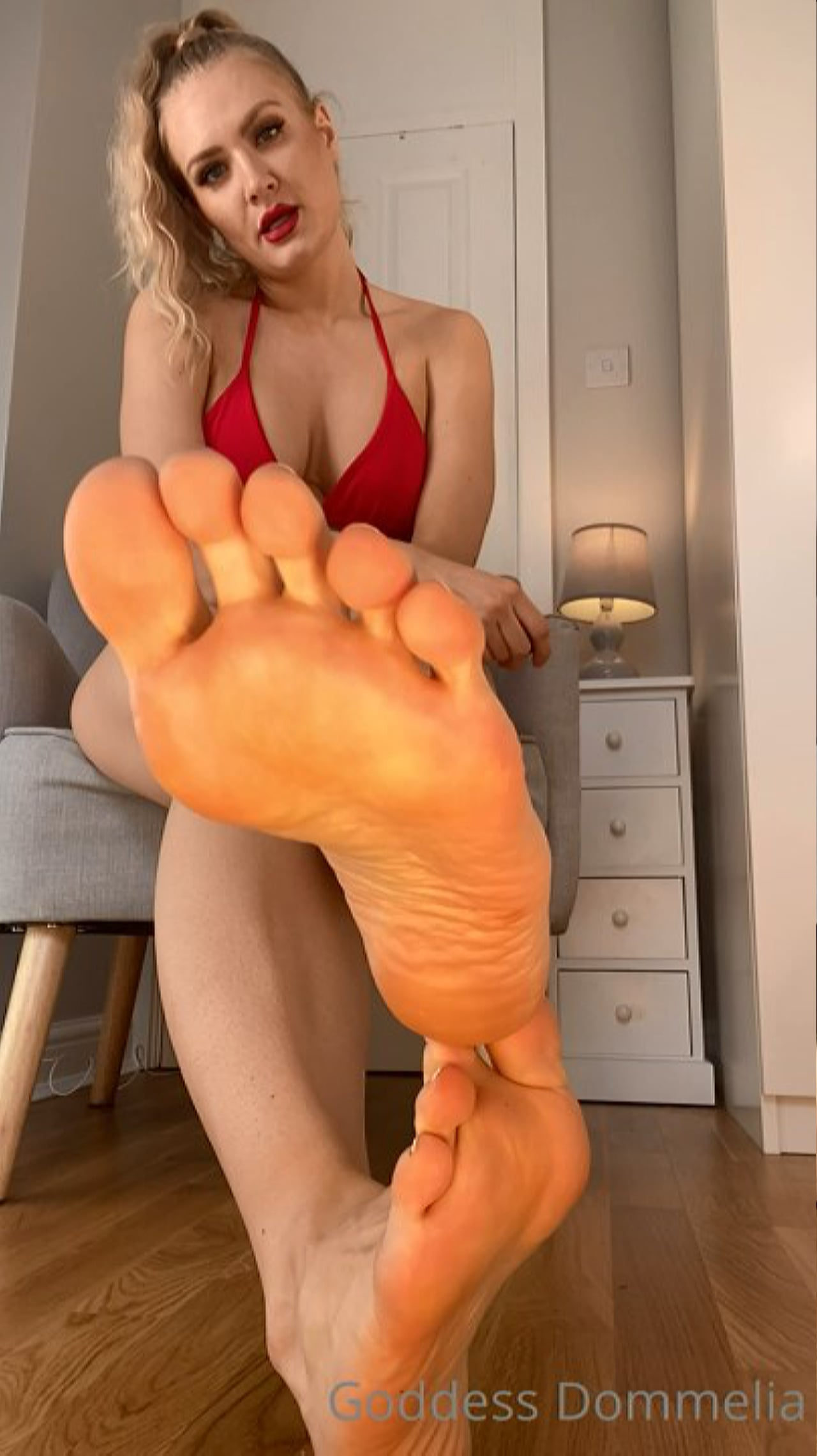 Are You Going To Be A Good Boy - GODDESS DOMMELIA - HD/720p/MP4