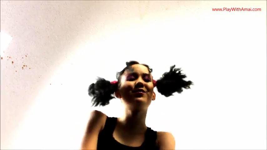Princess Amai Liu In Scene: Silly Little Sneaker Lover POV - PLAY WITH AMAI / ILOVEAMAI - SD/480p/MP4