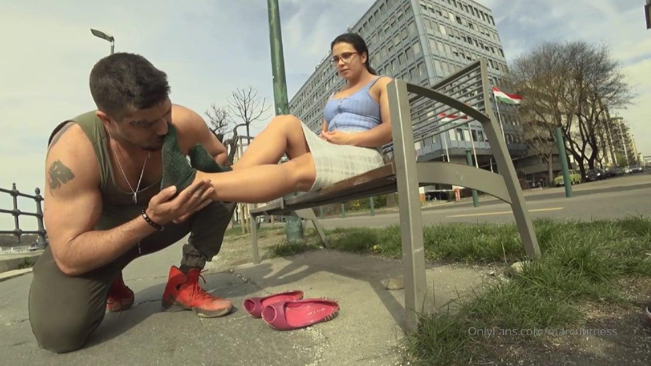 Ninel Mojado In Scene: Socks Domination - MIRA CUCKOLD / MAGYAR MISTRESS MIRA - SD/540p/MP4