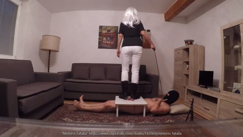 Ultimate Slave Submission And Obedience - MISTRESS FATALIA - SD/480p/MP4