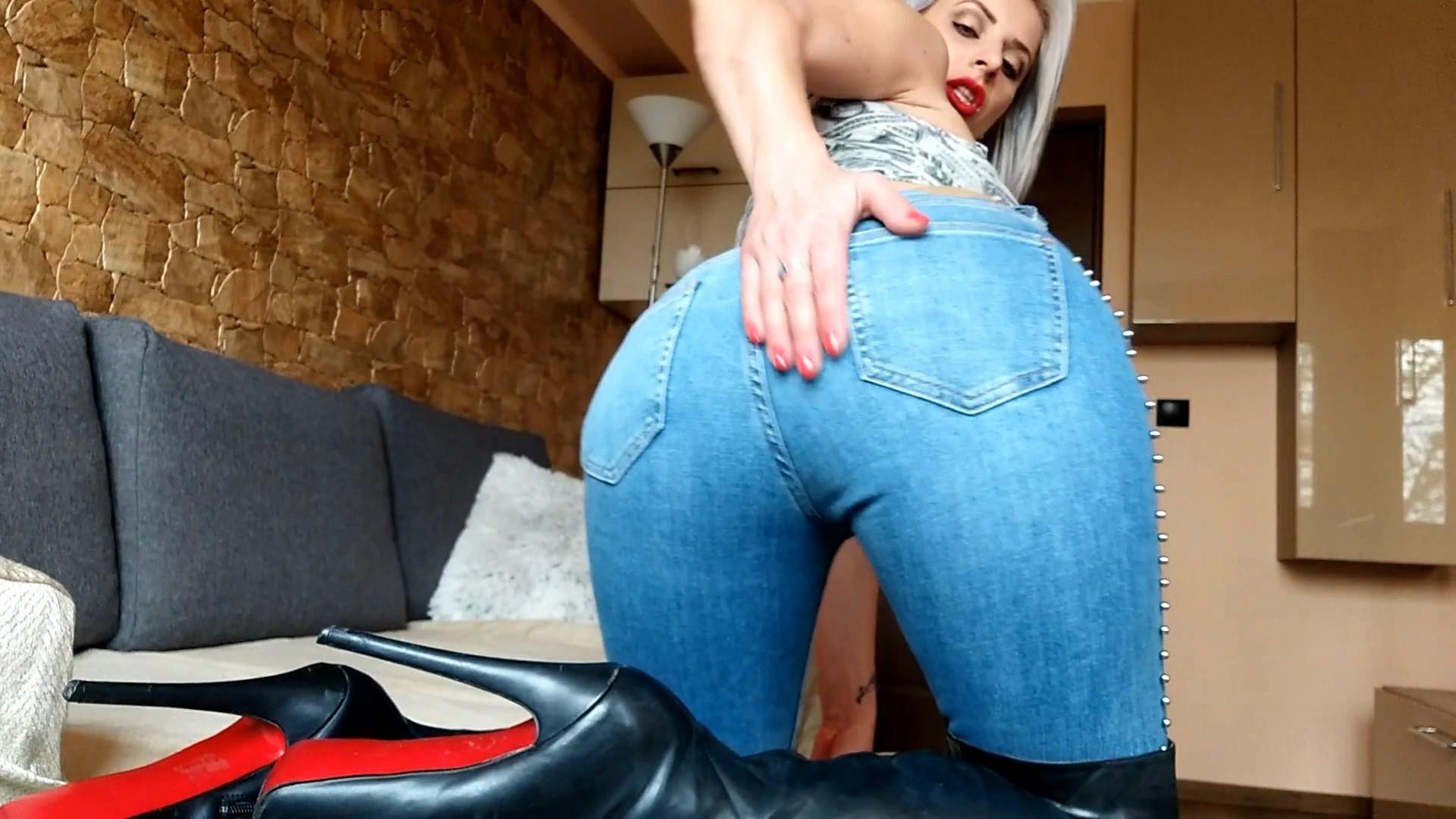 Findom Teodora In Scene: Ass Dirty Talk - MONEY GODDESSS - FULL HD/1080p/MP4